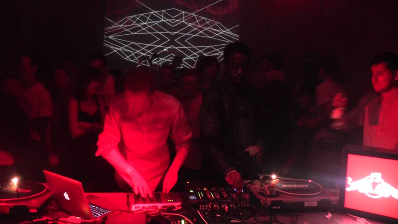Lapalux Live At Boiler Room