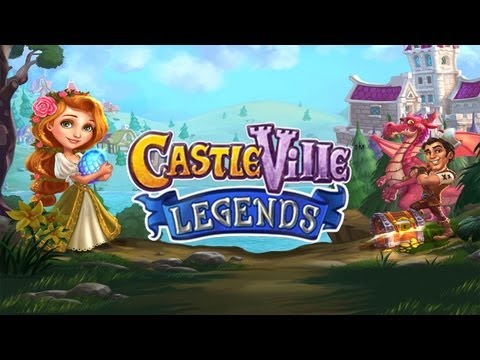 CastleVille Legends - Universal - HD Gameplay Trailer