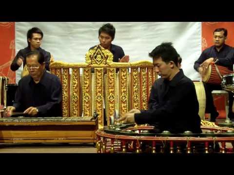 Thai Piphat Orchestra-Siam Society