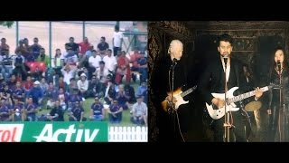 Aayo Gorkhali - OUT RIVALS BAND | ICC World Cup 2014 Nepali Cricket Song