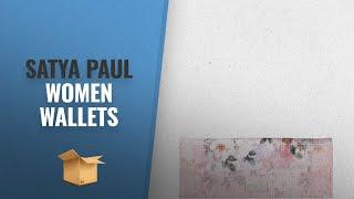 Our Favorite Satya Paul Women Wallets [2018]: Satya Paul Beige Women