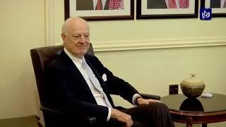 الصفدي: موقف الأردن ثابت ولا بد من إيجاد حل سياسي للأزمة السورية - (10-12-2018)