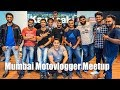 Mumbai Motovlogger Meetup | Anzen Kawasaki | Ft. Oggy F video