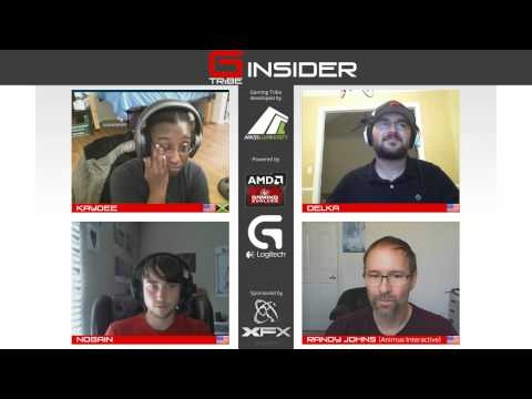 GT Insider #24 w/ Randy Johns from Animus Interactive Part 2