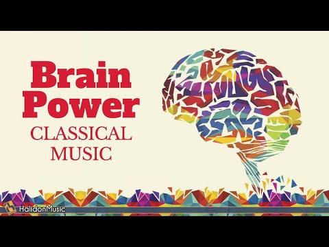Classical Music For Brain Power - Mozart, Chopin, Vivaldi...