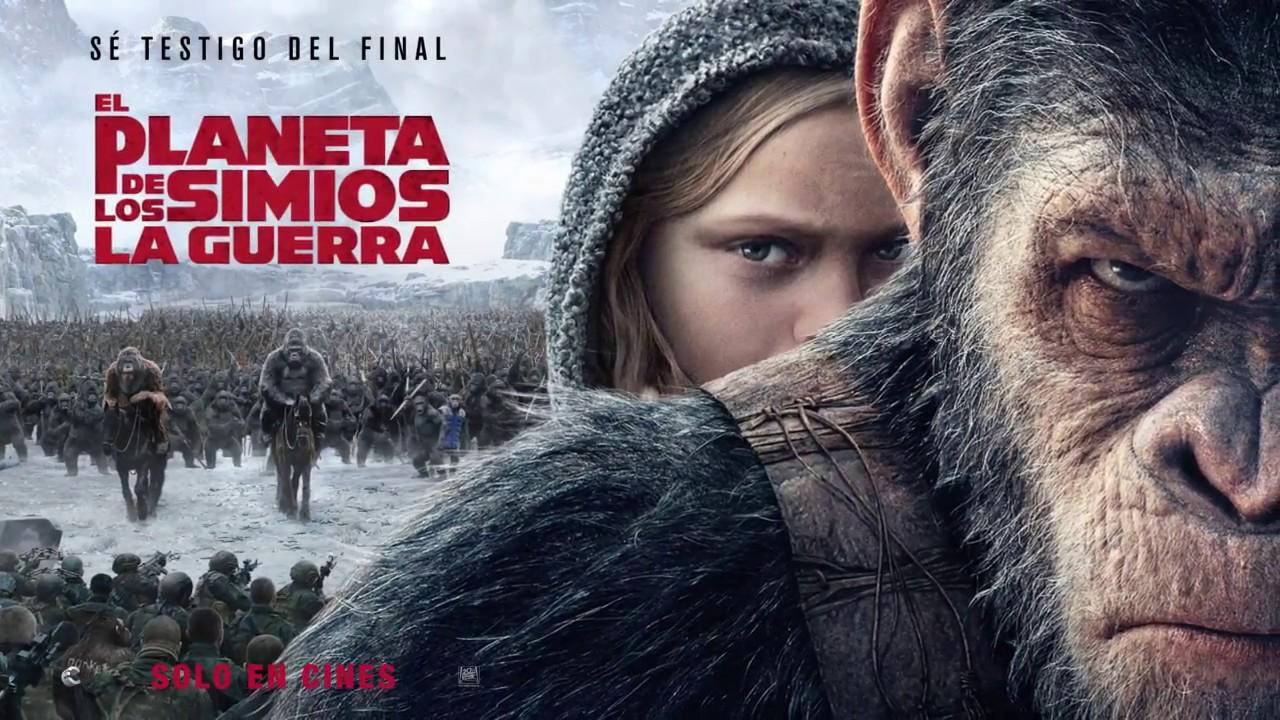 el planeta delos simios 3 pelicula completa en castellano