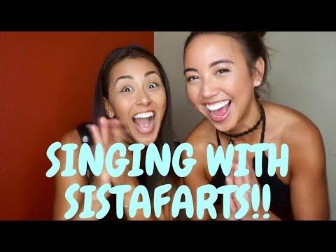 Singin † with Sistafarts!!!!!