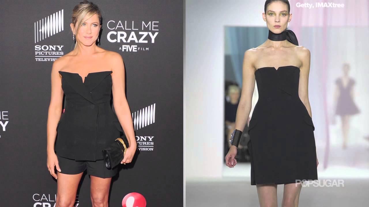 Jennifer Aniston Glams Up In Dior & Talks Wedding Dress