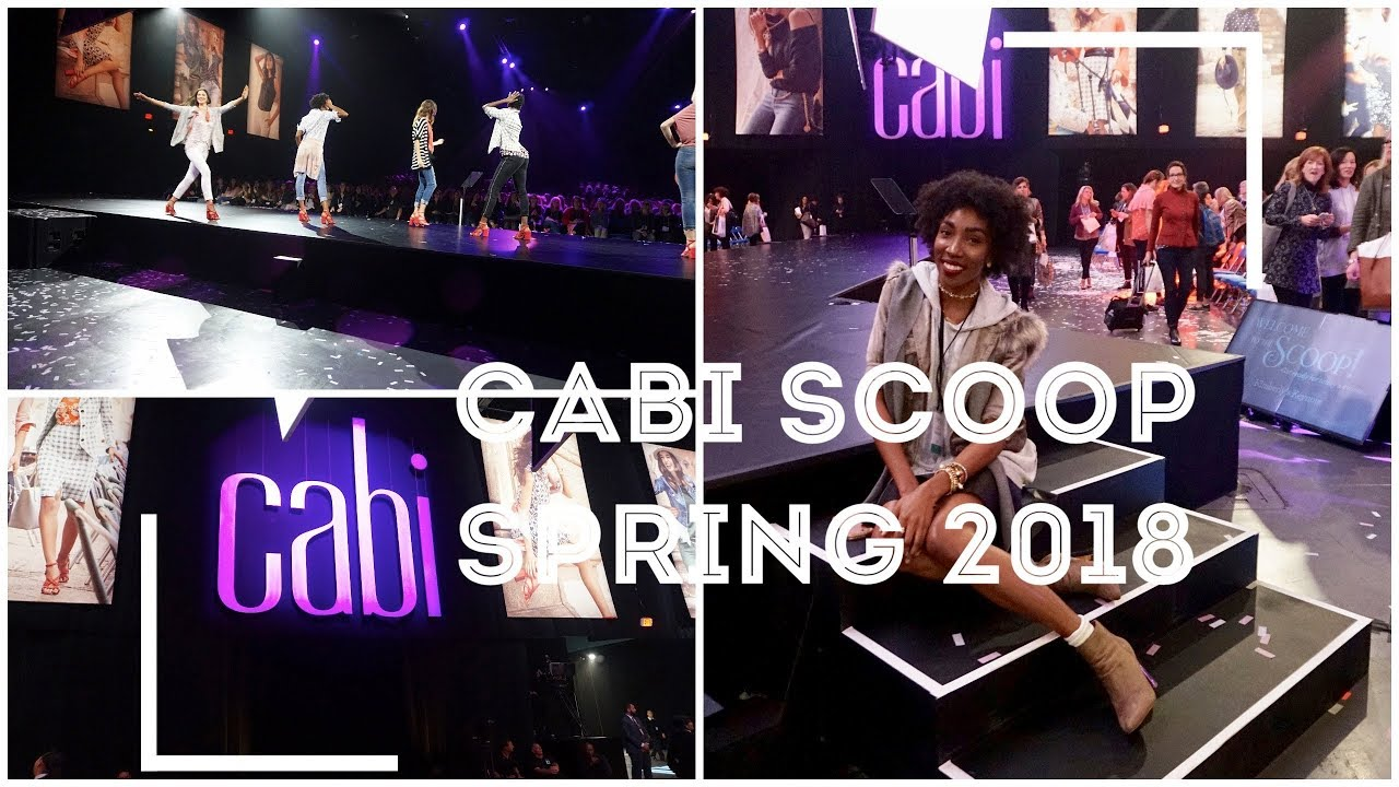 a8b6d0760a34f Cabi Scoop Spring 2018 - Vlog  15 - YouTube
