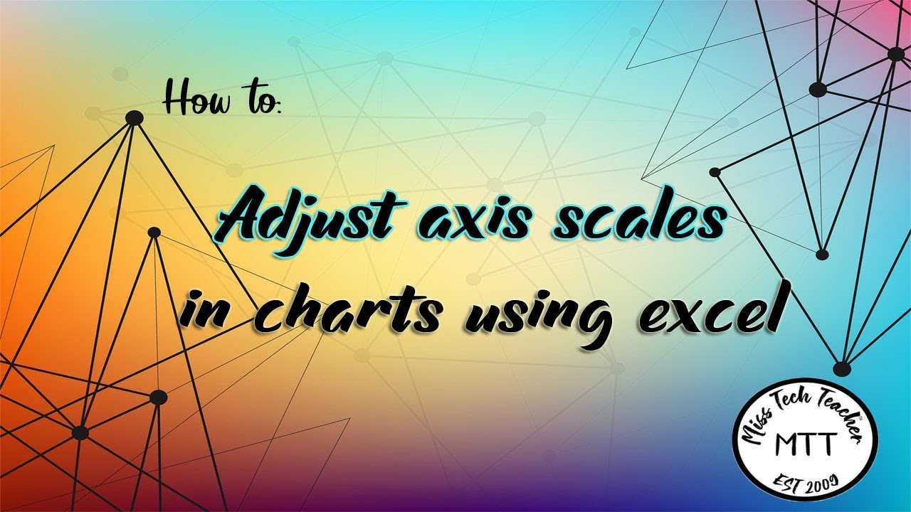 broken y axis in an excel chart peltier tech blog autos post