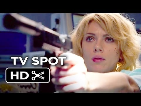 Lucy Extended TV SPOT (2014) - Luc Besson, Scarlett Johansson Movie HD