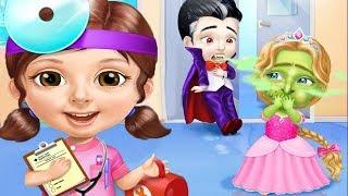 Sweet Baby Girl Superhero Hospital - Play Super Hero Princess Fairy Hospital Makeover Game For Girls