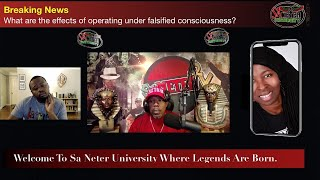 Dr. Maat And Omowale Afrika : The Falsification Of African Consciousness.