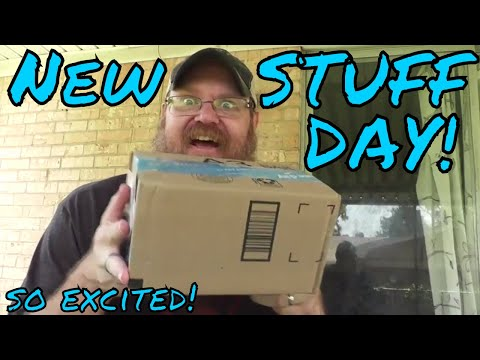 BEST UNBOXING Monday Ever with RNA Music! So Excited!