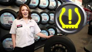 Explains TPMS -Tire Pressure Monitoring Systems Video - Pep Boys