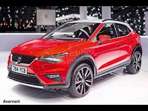 seat arona 2017 youtube. Black Bedroom Furniture Sets. Home Design Ideas