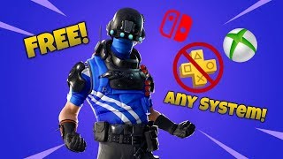 How to get the Carbon Commando Pack in Fortnite on ANY Platform! (No PS4 Needed!)