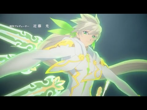 Tales of Zestiria the X Season 2 OP / Opening [HD] -