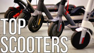 Review: 7 Best Electric Scooters of 2019