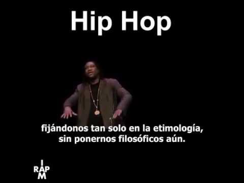 KRS-One Hablando de hip hop