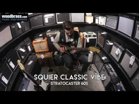 Test Woodbrass : Squier Classic Vibe Stratocaster 60 contre Fender Mexican Standard