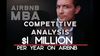 Gambar cover Why YOU should SPY on Airbnb Hosts  |  Competitor Analysis Explained  |  AIRBNB MBA