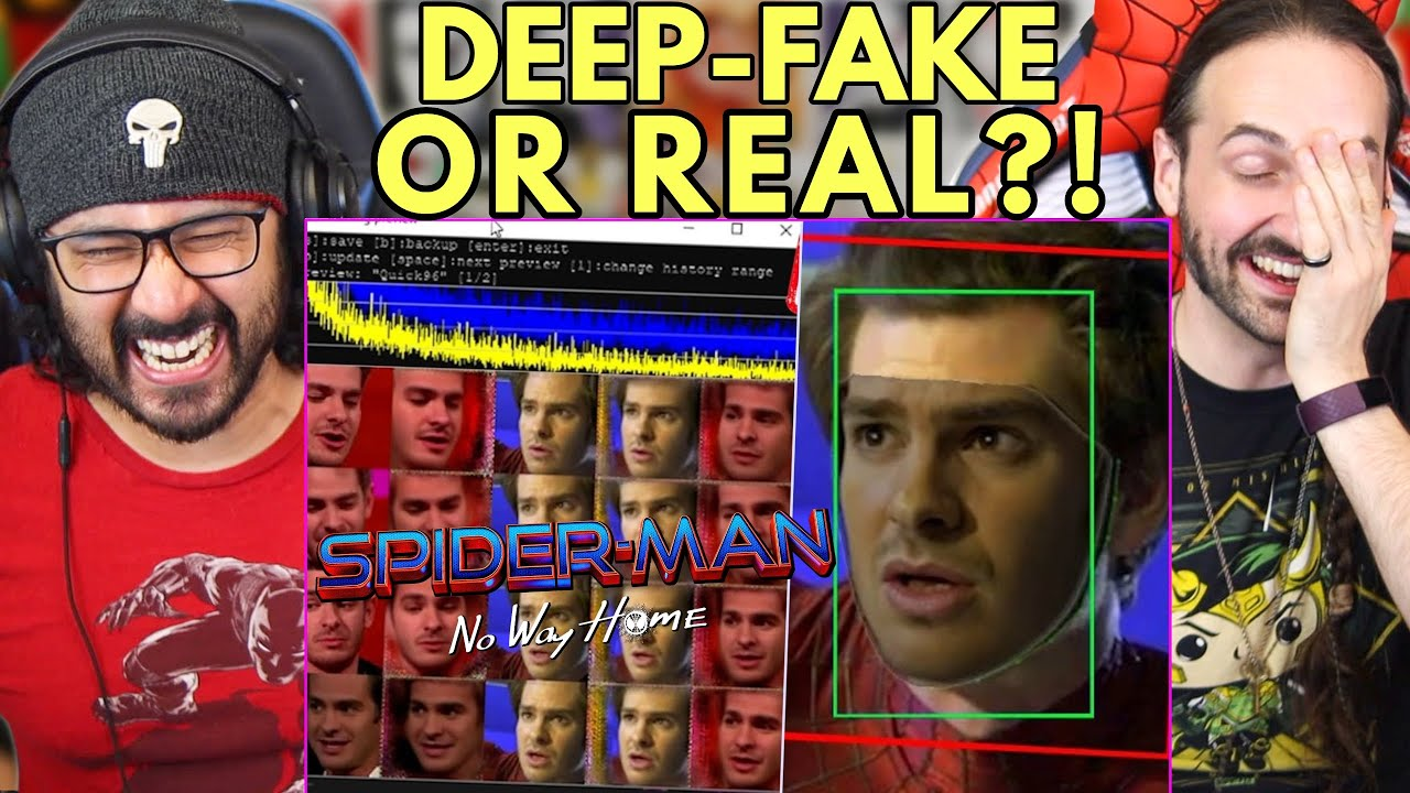 Download Andrew Garfield Leaked Video CONFIRMED FAKE?? REACTION!! (Spider-Man No Way Home   Deepfake?)
