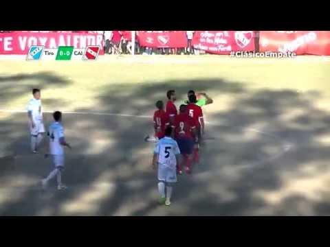 El Deportivo Tv P26B01- Tiro-Independiente #ClásicoEmpate