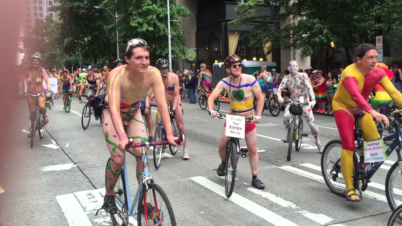 Seattle pride parade - 3 part 9