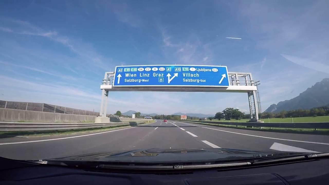 A8 Autobahn