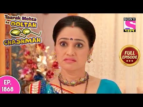 Taarak Mehta Ka Ooltah Chashmah - Full Episode 1868 - 02nd February , 2019
