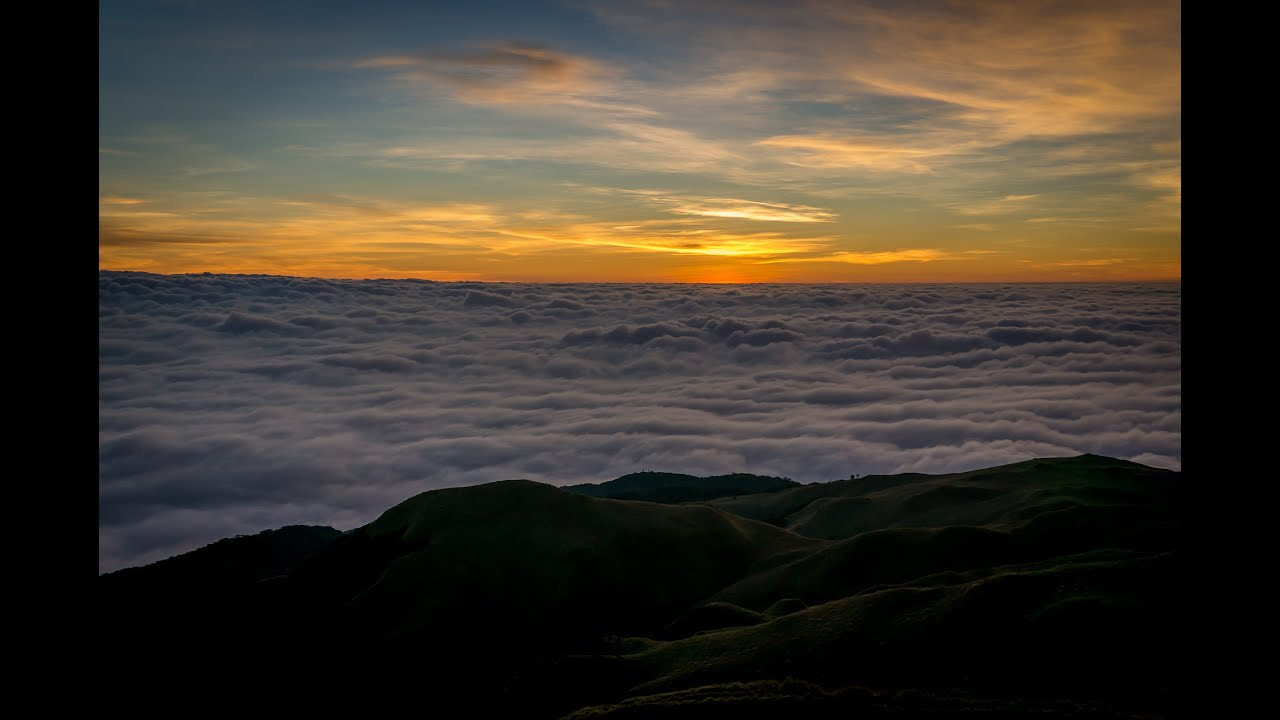 mt pulag Mount pulag (or sometimes mount pulog) is the third highest mountain in the philippinesit is luzon's highest peak at 2,922 m above sea level the borders between the provinces of benguet, ifugao, and nueva vizcaya meet at the mountain's peak.