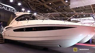2016 Galeon 325 HTS Motor Yacht - Walkaround - 2015 Salon Nautique de Paris