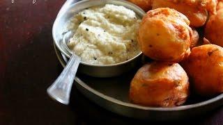 Goli Bajji Recipe in Tamil