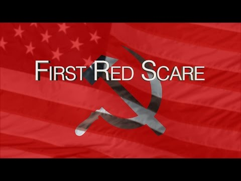 HIST 2112 16  - The First Red Scare