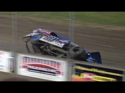 Willamette Speedway-IMCA Modifieds-Full Night 2018