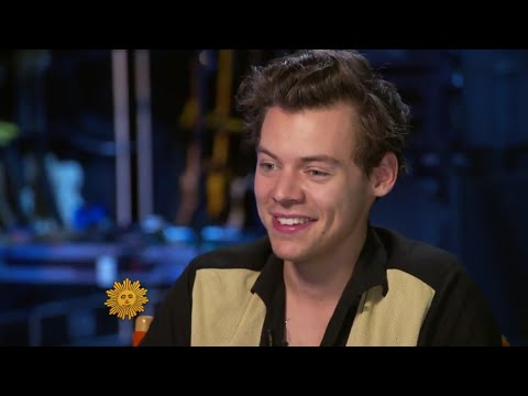 Harry Styles talks: all things One Direction