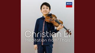 Play Thaïs Méditation (Arr. R. Nichols for Violin and Piano)