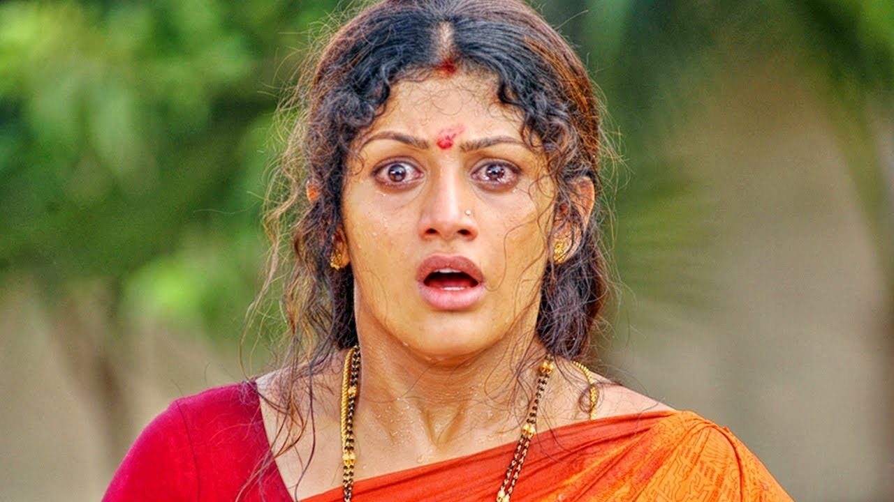 The Power Avtaram (Avatharam) - Bhanupriya Blockbuster Drama Hindi Dubbed Movie l Kutty Radhika