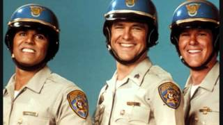 CHIPS TV SERIES PHOTOS AND THEME SONG