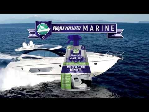 Rejuvenate Marine Mildew Stain Remover