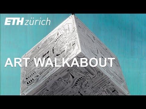 Art Walkabout at ETH Zurich