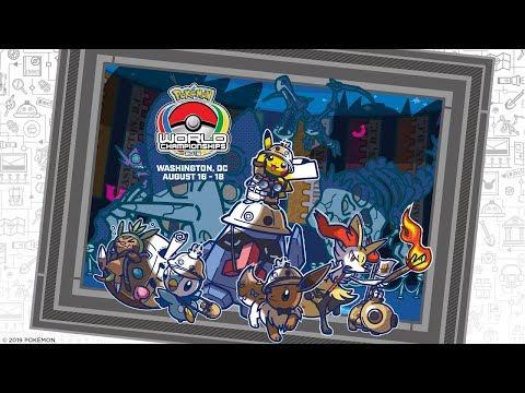 2019 Pokémon World Championships—Day 2