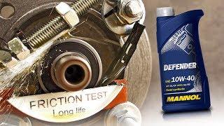 Mannol Defender 10W40 Jak skutecznie olej chroni silnik?