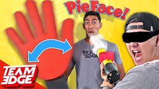 GIANT Pie in the Face Cannon!!