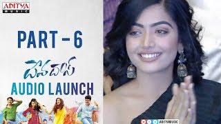 Devadas Audio Launch Part 06|| Akkineni Nagarjuna, Nani, Rashmika, Aakanksha Singh