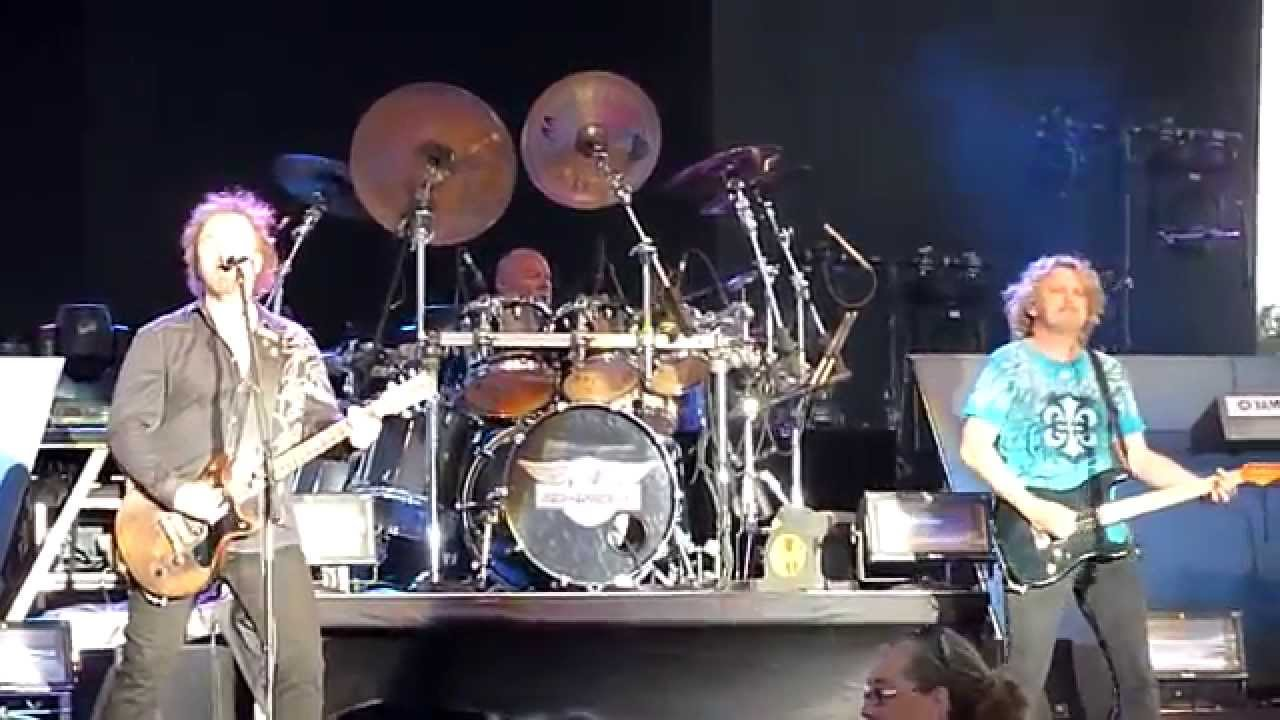 .38 Special - Back To Paradise - Bands In The Backyard ...