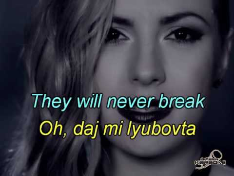 Poli Genova   If Love Was A Crime Bulgaria KARAOKE