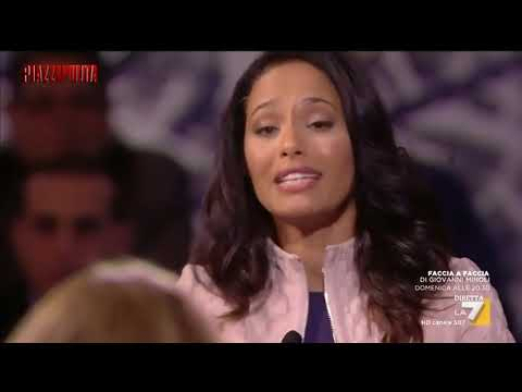 Scontro Giorgia Meloni vs Rula Jebreal: Ma questa è matta!