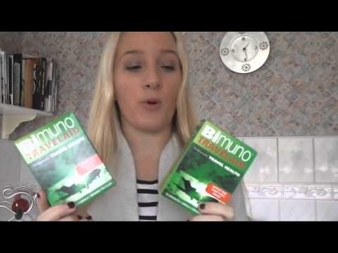 Bimuno Travelaid Pastilles Review